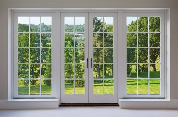 uPVC French Door Image