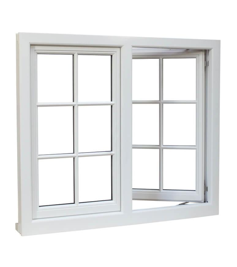 uPVC Outward Opening Window image