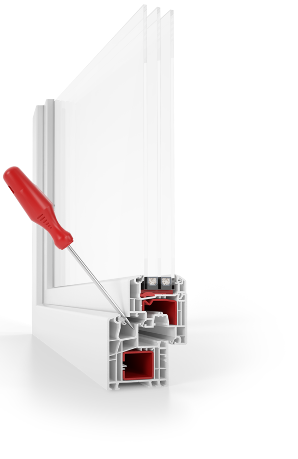 uPVC Product for added safety Image